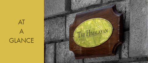 The Himalayan At A Glance | Premium Luxury Beyond Manali 5 Star Hotels